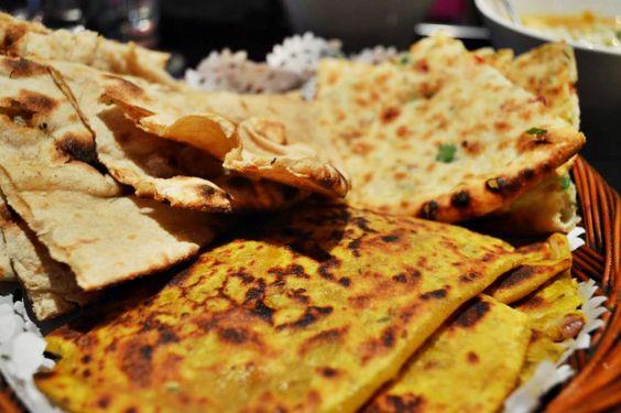 Rotis @ Bombay Cafe Singapore