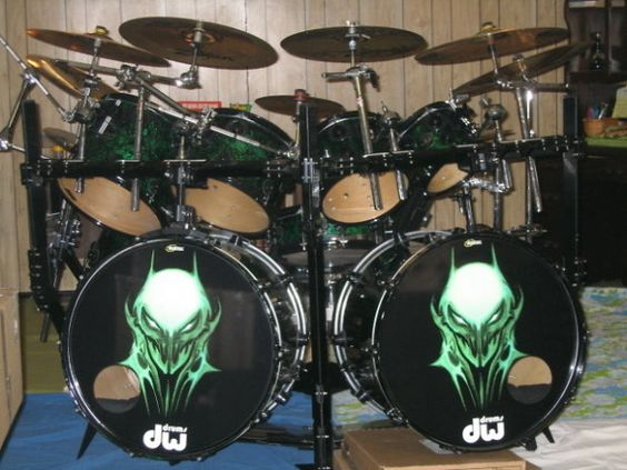 DW Drums Collector Series Kit
