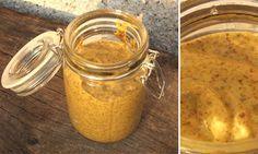 Moutarde maison - Cuisine Campagne