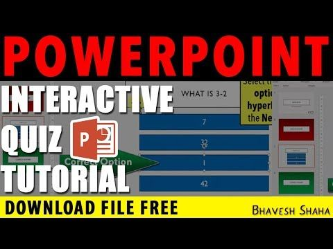 Create Your Own Quiz Game For Kids To Play At Home With This Interactive Google Interactive Powerpoint Powerpoint Game Templates Powerpoint Presentation Design