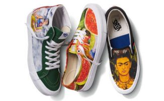 Vans Launches a 'Toy Story' Themed Shoe & Accessories