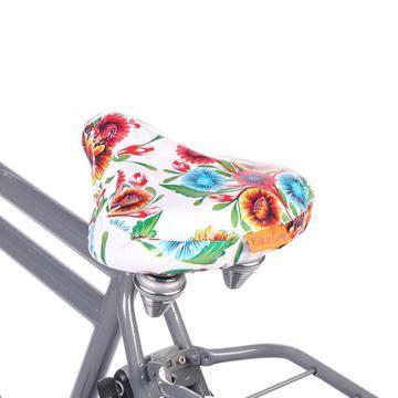 Fun idea for a playa bike! #ridecolorfully