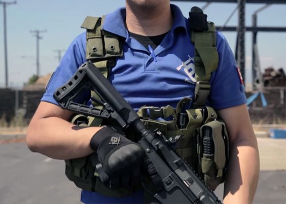 Evike: Avengers MOLLE Tactical Assault Vest