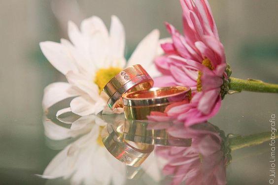 Inspiração para as noivas =)