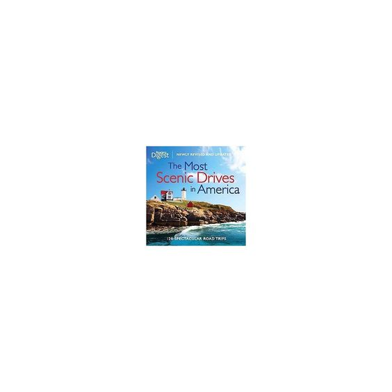 The Most Scenic Drives in America (Revised / Updated) (Hardcover)