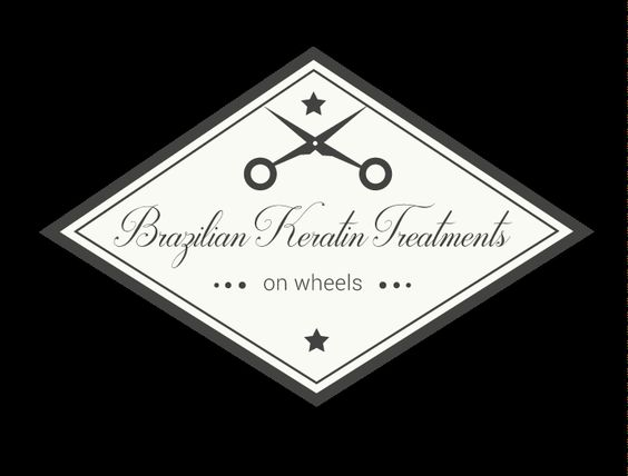 Behance :: Editing Branding for Brazilian Keratin Treatments on wheels