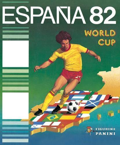 Álbumes Mundial España 1982