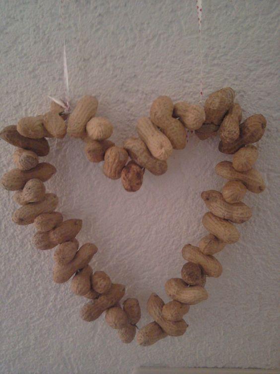 Hart van pinda 39 s rijg ijzerdraad door pinda 39 s en zo kan for Door het hart van china