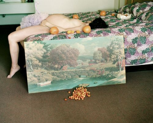 Susan Worsham  Fruit  from her series Some Fox Trails in Virginia
