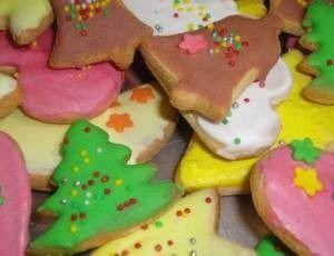 Bolachas de natal decoradas,que tal preparar para a criançada e entrar no clima de natal - Dicas e Truques Online