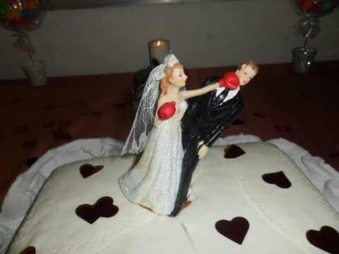 Torta de 30 años de casados