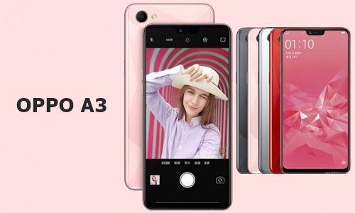 Oppo A3 Akıllı Telefon