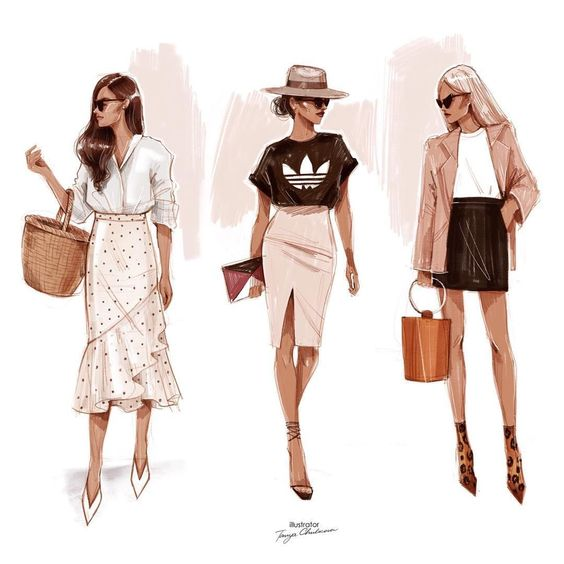Fashion Illustration Ideas 33.3k Followers, 35 Following, 20.4k Posts - See Instagram photos and videos from Artist International (@artistinternational) -