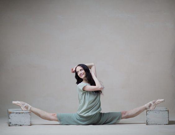 Svetlana Lunkina, Principal Dancer Photographs by Karolina Kuras