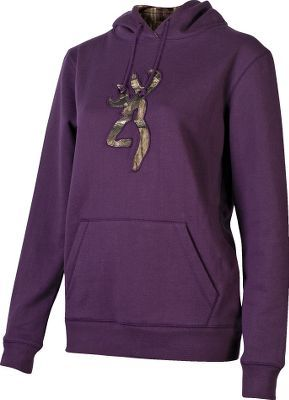 Browning® Women's Buckmark Sweatshirt