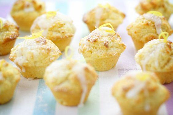 Joghurt-Zitronen-Muffins                                                       …