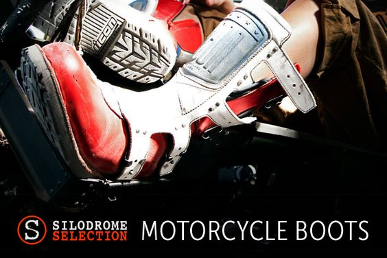 Motorcycle+Boots
