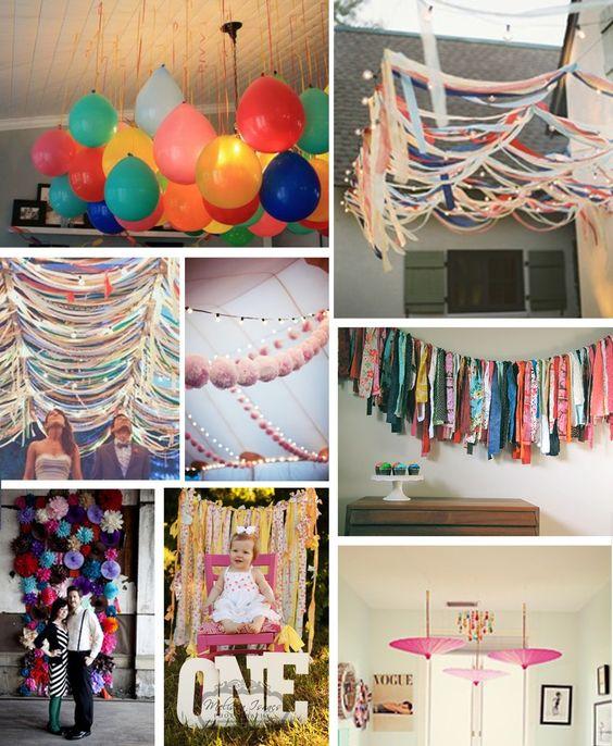 Ideas para una fiesta homepersonalshopper buffet tarta - Fiesta cumpleanos infantil ...