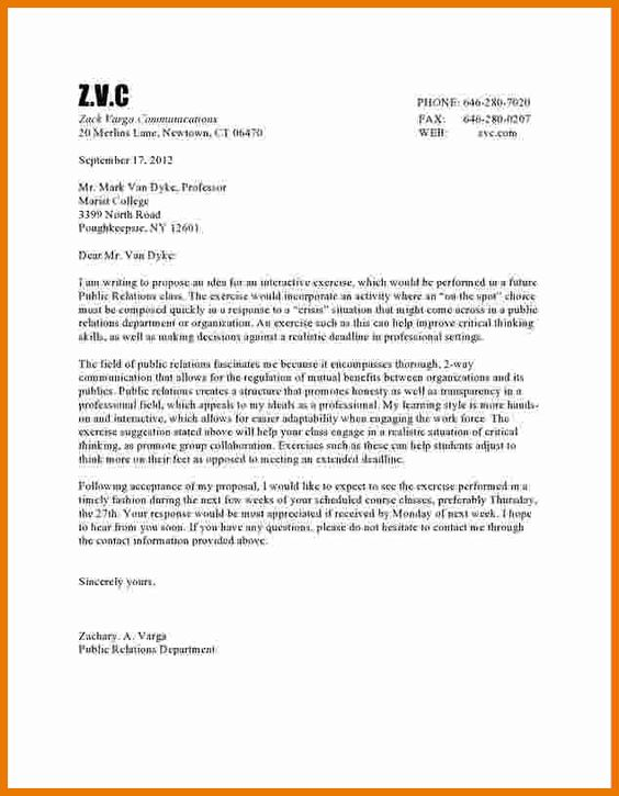 Business Letter Final Copy Van Dyke Pdf File Size Type Format