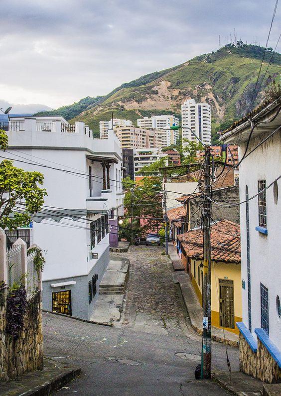 San antonio cali colombia for Barrio el jardin cali colombia