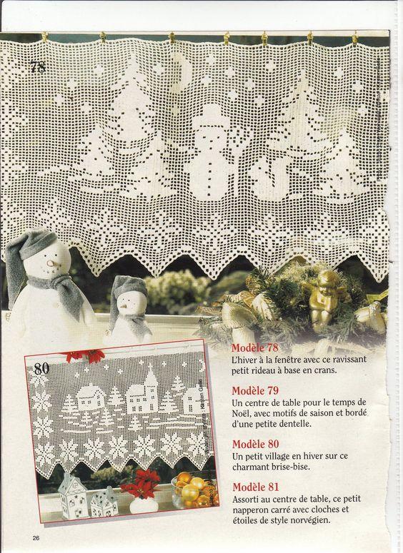 1000 bilder zu h kelideen f r weihnachten auf pinterest. Black Bedroom Furniture Sets. Home Design Ideas