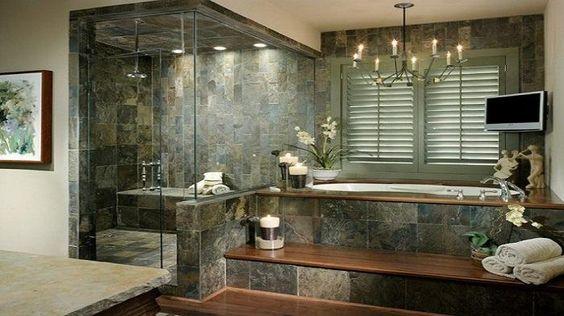 Desain Kamar Mandi - Dekorasi Toilet Indah Ini Akan Membuat Kamu Betah…