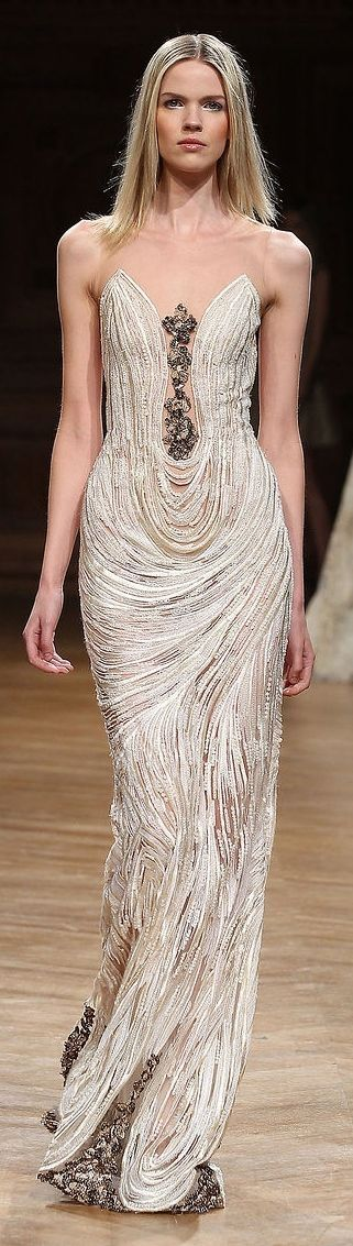 Tony Ward Couture F/W 2014-2015 by concetta