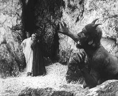 L'Inferno silent film 1911.