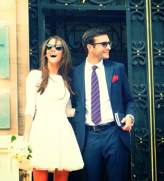 ¡Completa tu look de novia para el matrimonio civil! 1
