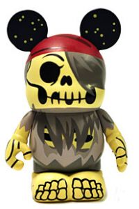 The Helmsman from Pirates of the Caribbean in the Magic Kingdom. Pirates of the Caribbean Series #1