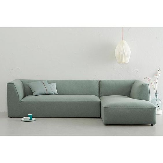 maybe a green sofa decorate it pinterest green sofa living