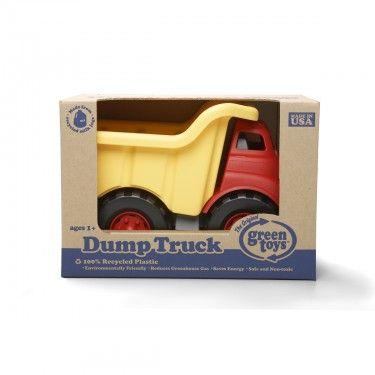 Eco friendly truck