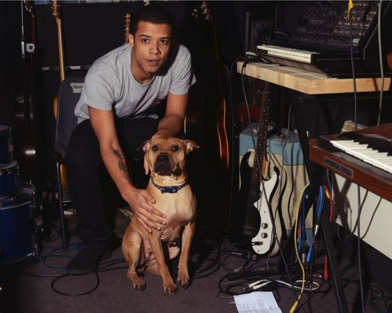 Raleigh Ritchie aka Jacob Anderson... Because he is as good looking as he is talented