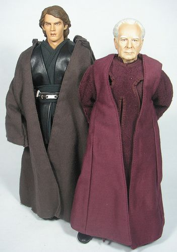 Fortress of Testicular Fortitude: 1:6 Sideshow Star Wars Chancellor Palpatine