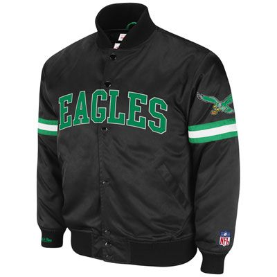 NFL Jersey's Men's Philadelphia Eagles Nike Black Custom Elite Jersey