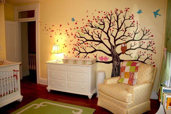 6 Consejos para decorar la habitación del bebé