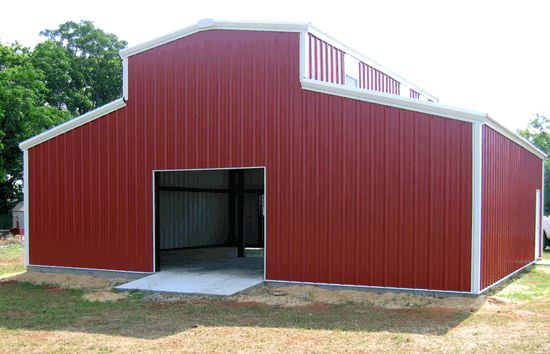 Trinity Metal Buildings and Supplies - Agricultural Buildings