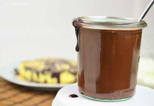 Schoko-Kokos-Sauce