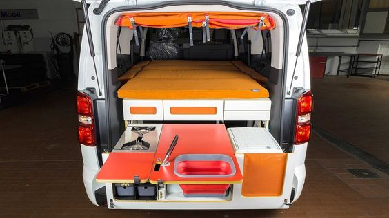 Peugeot Devoilera Deux Modeles Au Salon Du Camping Car Avec