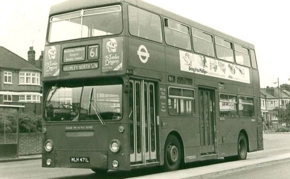 Not sure what part of Eltham this is but if anybody knows please post it. #eltham #nostalgia #londontransport