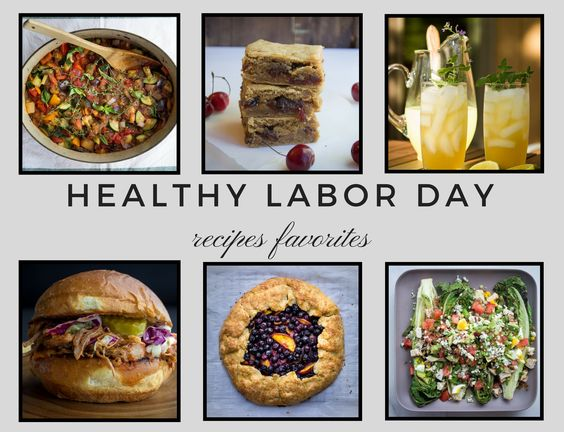 20+ Healthy Labor Day Cookout Recipes @OurFoodFix