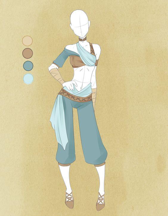 Desert Jedi Outfit 2 by Domochevsky on DeviantArt