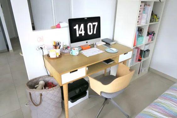 Comment bien organiser son bureau