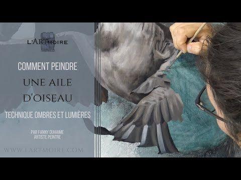 Peinture A L Huile Demonstration Technique Les Ombres Et Lumiere