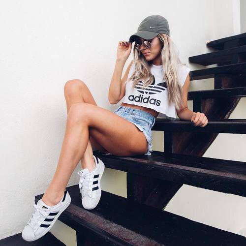 Adidas Cap Girl