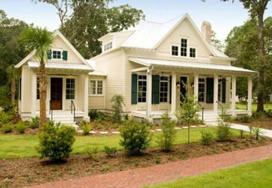 Eric Moser Cottage Of The Year Crane Island Florida Southern Living House Plans Southern House Plans House Exterior