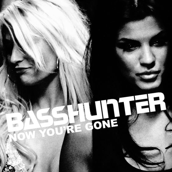 Basshunter – Now You're Gone (single cover art)