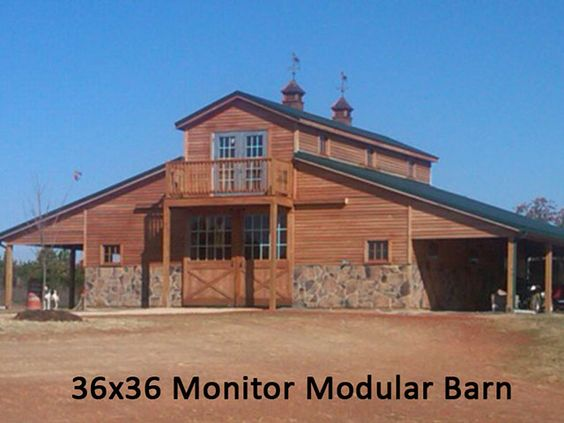 Barn kits for sale view full web site barndominium for Monitor barn kit