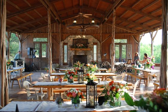 Old Glory Ranch Texas Hill Country wedding and special event venue in ...