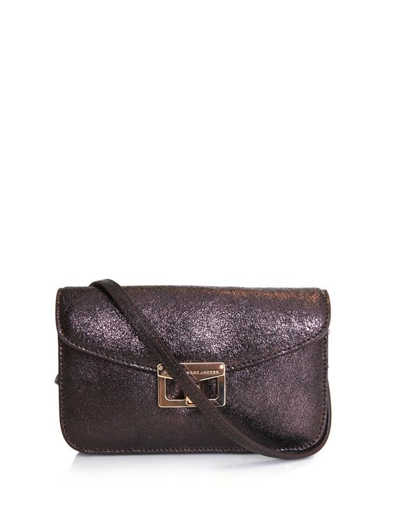 Marc by Marc Jacobs - Jane metallic leather bag